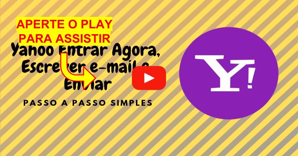 Yahoo Entrar Agora
