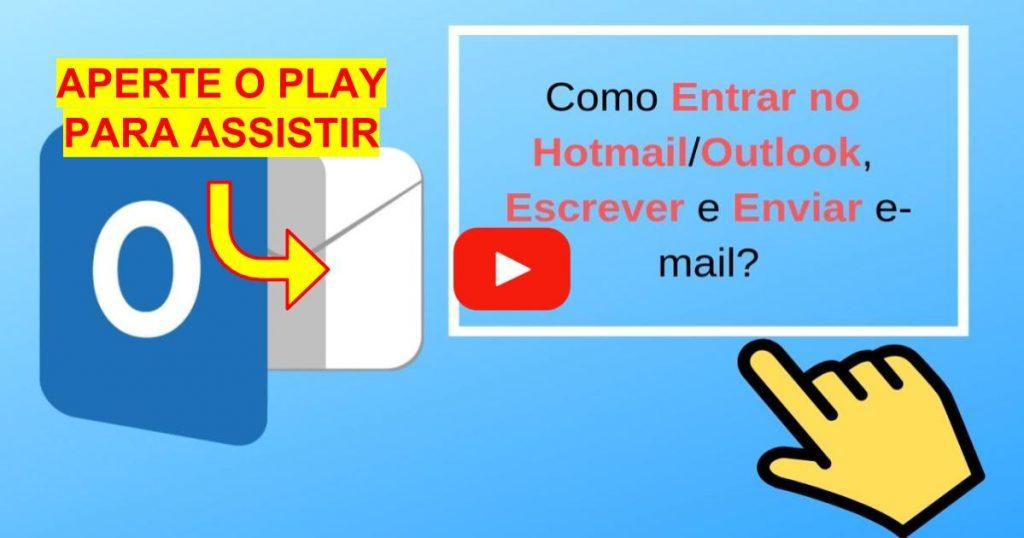 Entrar no Hotmail