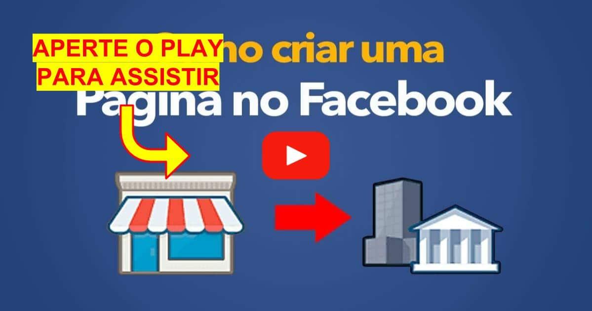 Como Criar uma Página no Facebook