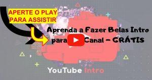 Intro Para Canal no Youtube