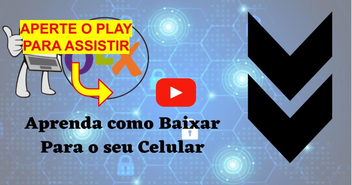 Como Baixar OLX Para Celular