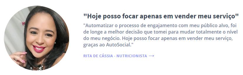 automatizador instagram depoimento