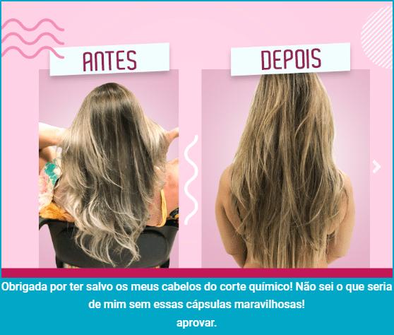 Easy Hair Depoimentos