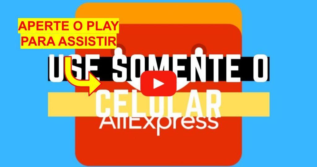 Como Comprar no Aliexpress Pelo Celular