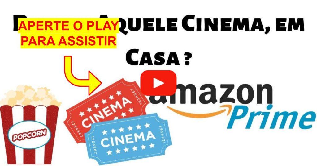 Como Assinar o Amazon Prime Video