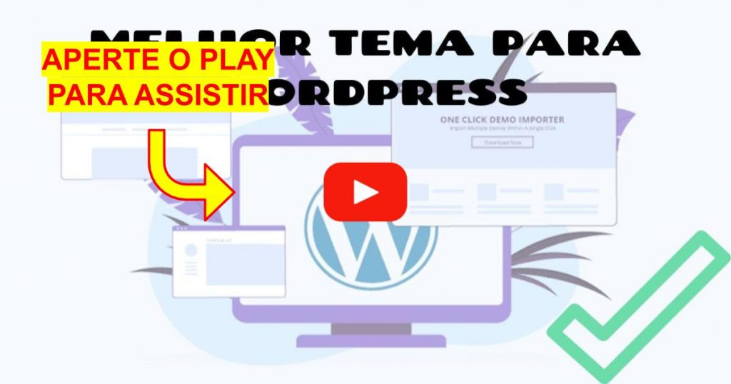 Melhor Tema WordPress