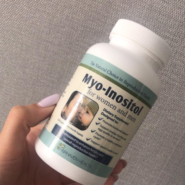 Myo-inositol o que é