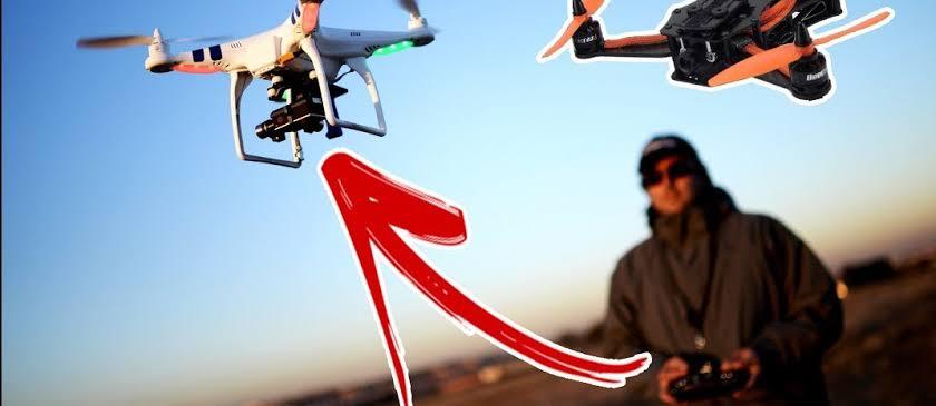 Curso de Drone