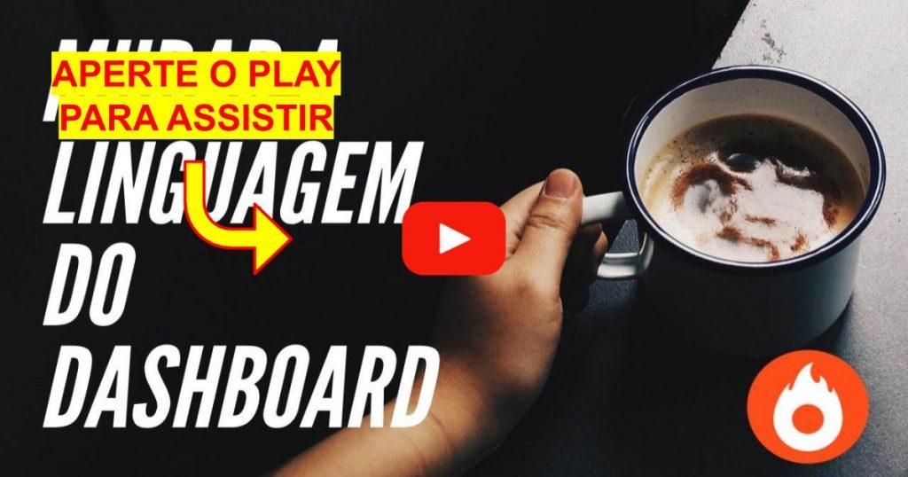 Como Mudar a Linguagem do Dashboard da Hotmart