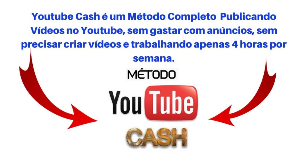 Youtube Cash funciona