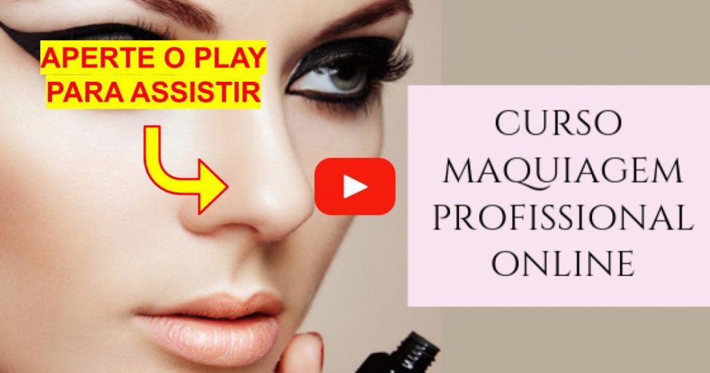 Curso de Maquiagem Online é bom