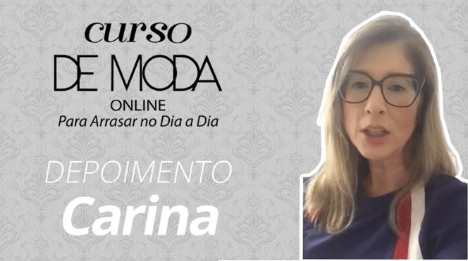 Curso de Moda Online da Camila Cavalcante é bom