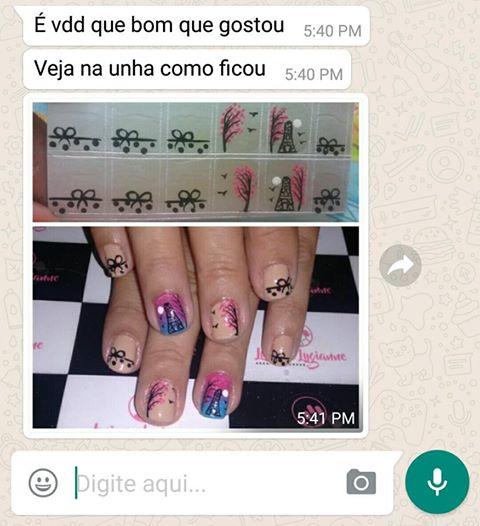 Curso de Unhas Decoradas da Mayara Oliveira