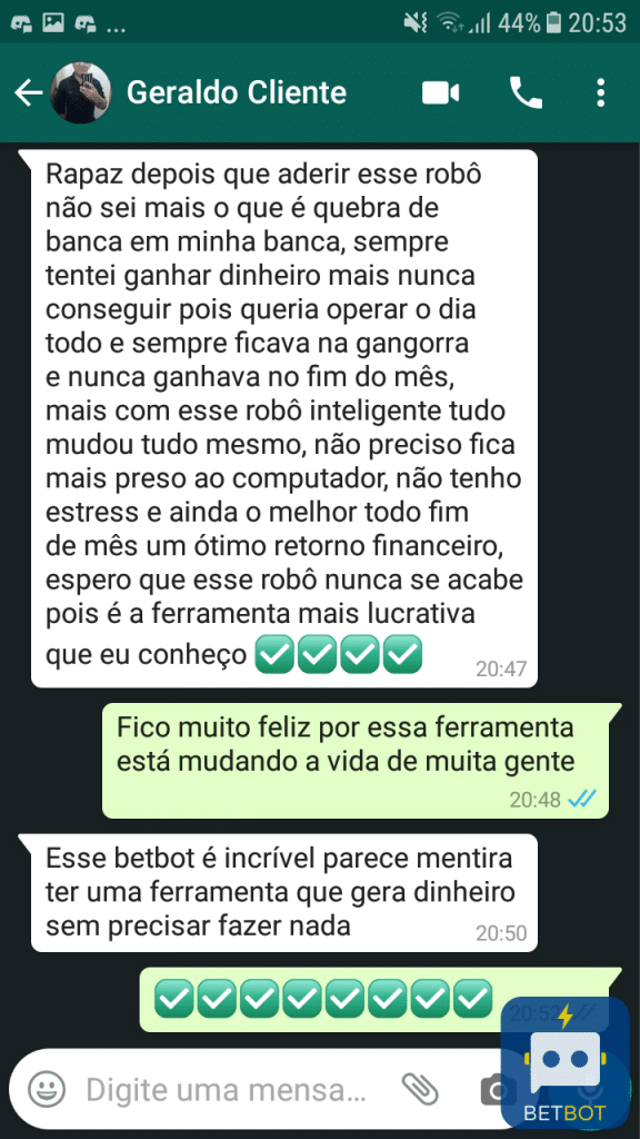 o BetBot vale a pena