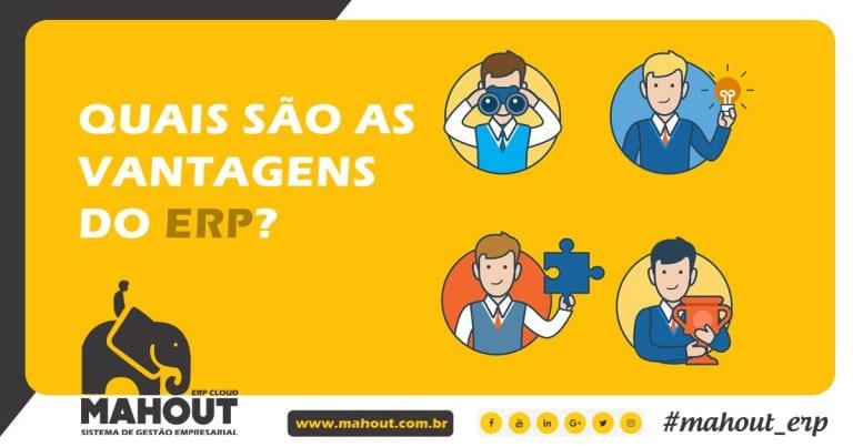 Sistema ERP do Mahout