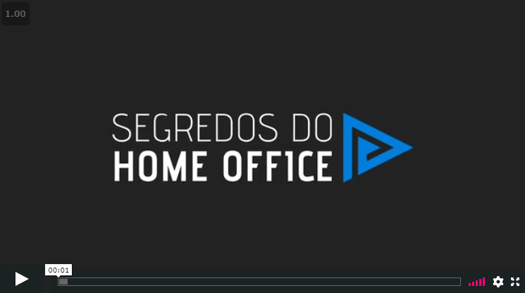 Curso Segredos do Home Office