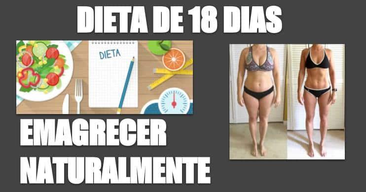 Dieta de 18 Dias