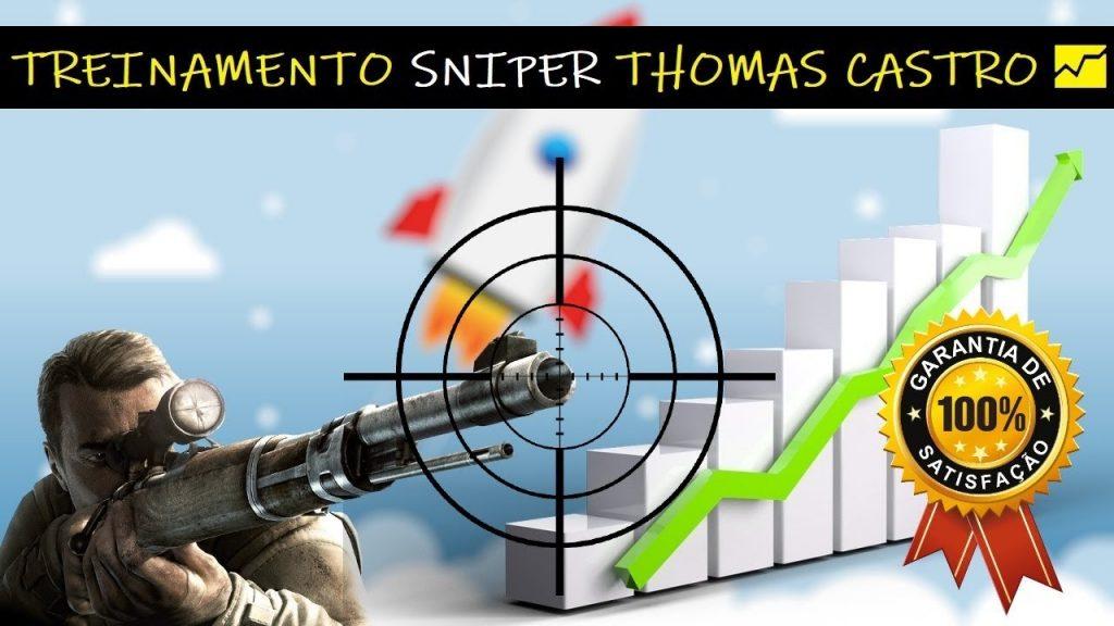 Curso Tiro de Sniper do Thomas Castro é bom