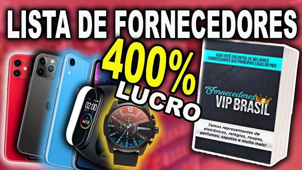 Melhor lista de fornecedor Fornecedores Vip Brasil