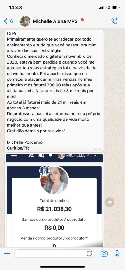Método Priscila Serrano funciona